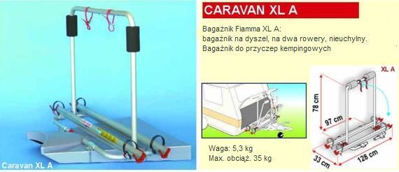 Lafumma Carry-bike,bagażnik na rowery do przyczep kempingowych,akcesoria kempingowe,